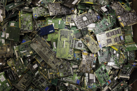 Recycle your electronic waste: Amazon hosts DC-area event