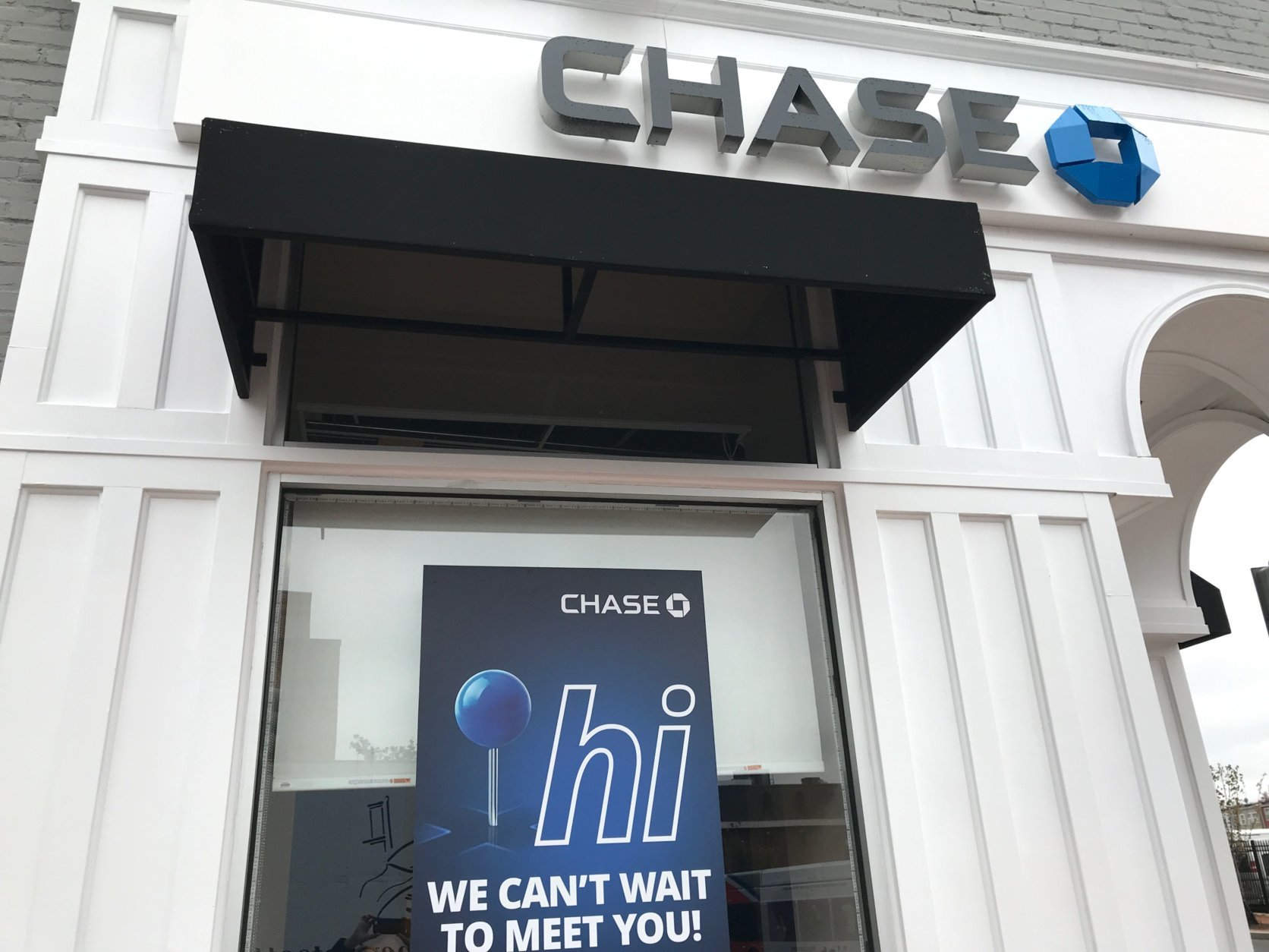 The soon-to-open branch in Anacostia, D.C. (Courtesy JPMorgan Chase)