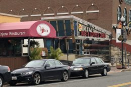Bob & Edith's Diner in Crystal City. (WTOP/Melissa Howell)