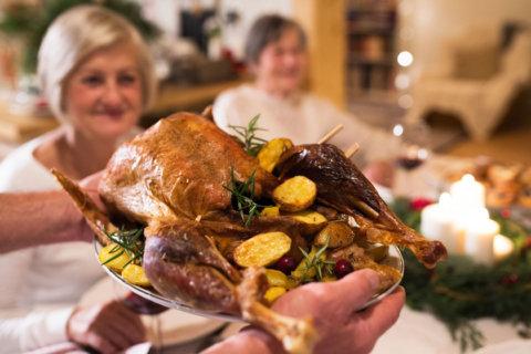 Keto-friendly Thanksgiving meal ideas