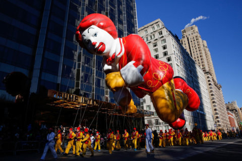 PHOTOS: 2018 Macy's Thanksgiving Day Parade