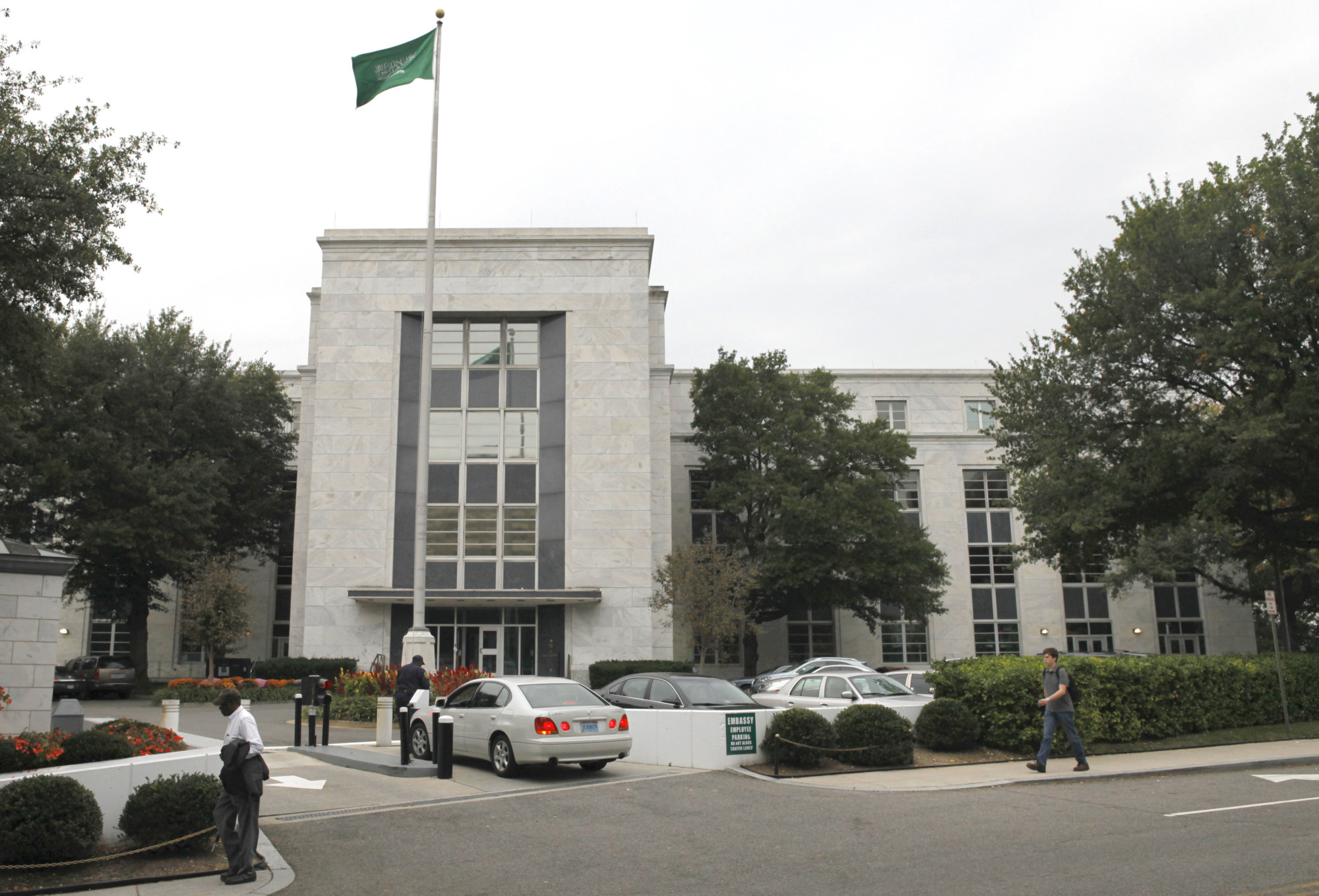 Khashoggi Way? Street in front of Saudi embassy in DC could be renamed