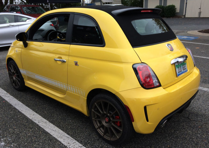 Car Review A Small Affordable Car That S At Home On The Track