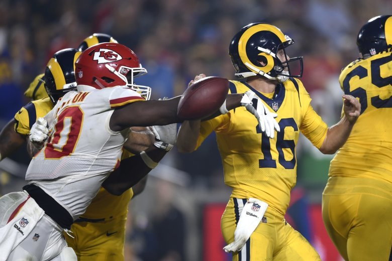 Rams outlast Chiefs 54 51 in record Monday night showdown | WTOP