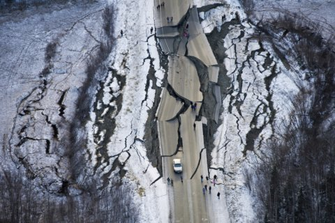 Experts: Alaska quake damage could have been much worse
