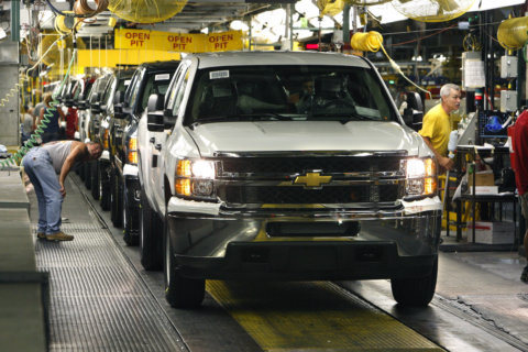 GM cuts hit White Marsh plant