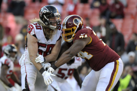 Redskins lose another offensive lineman for season