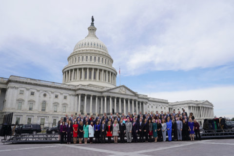 New look for Congress: More ethnic diversity, more 'badass women'