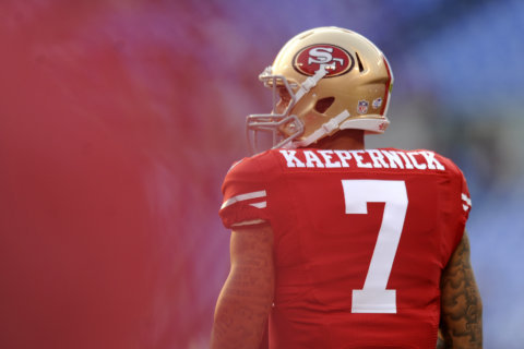 Column: With Smith out, Redskins' best path to success is Colin Kaepernick