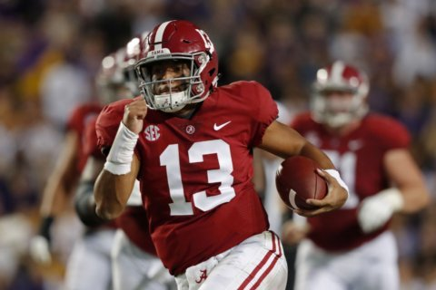 College Football Corner: Can anyone beat 'Bama?