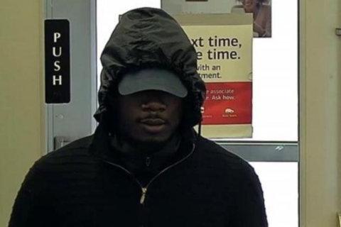 FBI seeks help finding 'Beltway Bank Bandit'