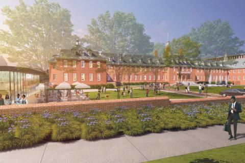Wegmans-anchored former Fannie Mae HQ will be called City Ridge