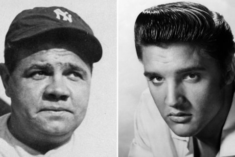 Trump to award Presidential Medal of Freedom to Elvis, Babe Ruth, among others