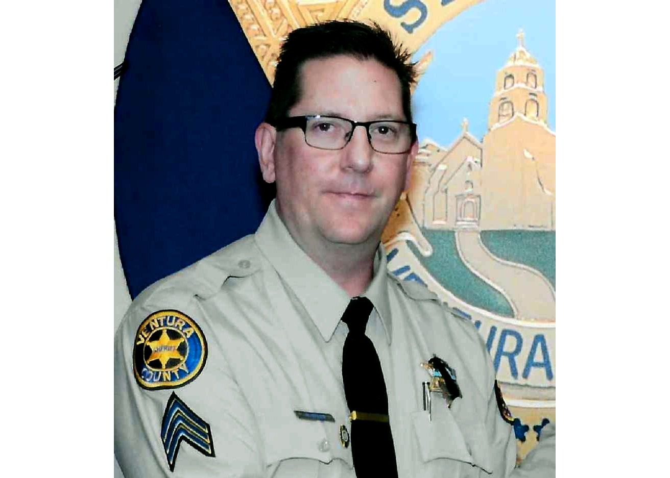 This undated photo provided by the Ventura County Sheriff's Department shows Sheriff's Sgt. Ron Helus, who was killed Wednesday, Nov. 7, 2018, in a deadly shooting at a country music bar in Thousand Oaks, Calif. (Ventura County Sheriff's Department via AP)