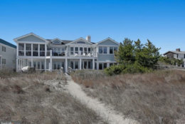 This 6-bedroom house in Bethany Beach will cost you $6.6 million. (Courtesy Trulia/Bright MLS)