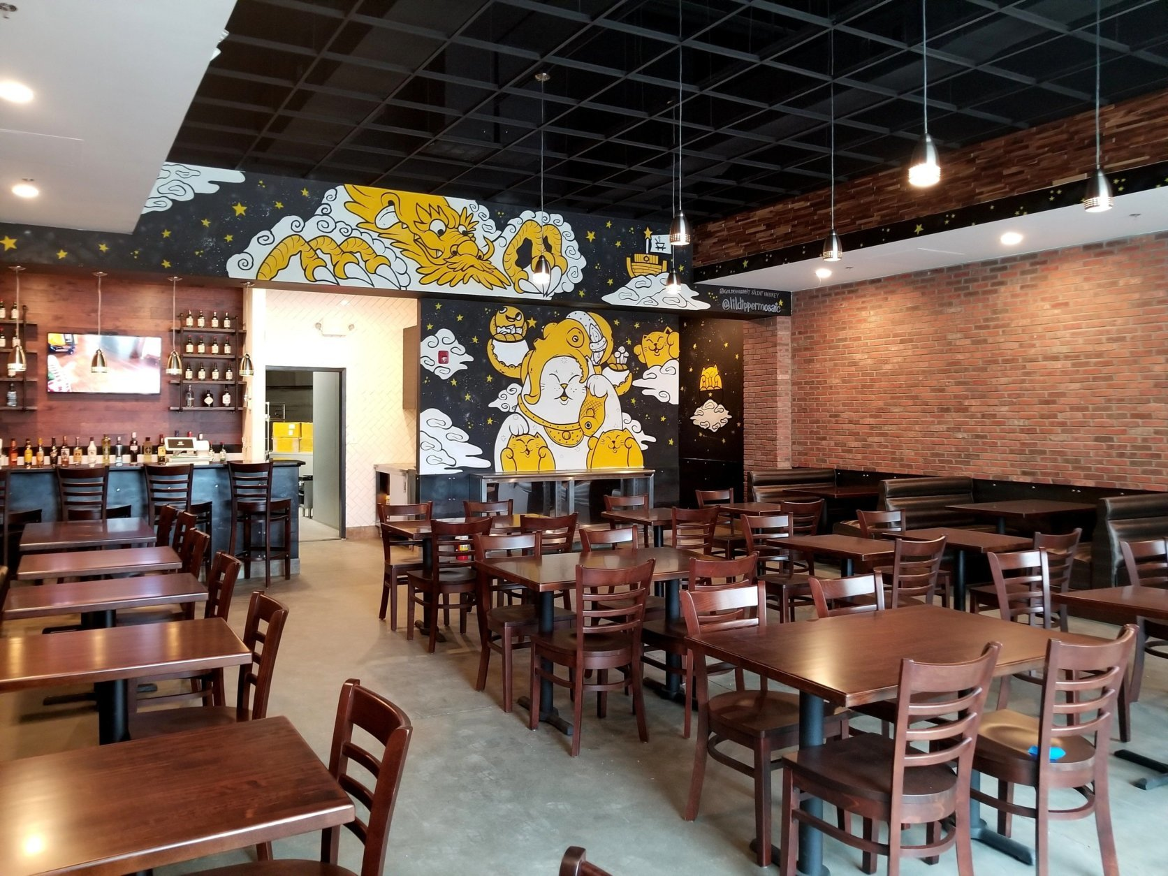 Little Dipper Hot Pot House will open its newest restaurant Nov. 19 in Fairfax's Mosaic District.