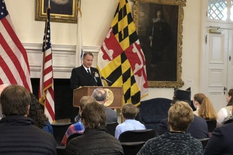 Md. Bell Tolling ceremony honors WWI soldiers