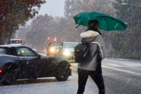 DC area on track for wettest year on record