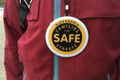 Alexandria walk honors pedestrian, cycling crash victims