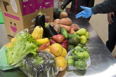 Severn joins 'ugly produce' hubs trying to fix food waste