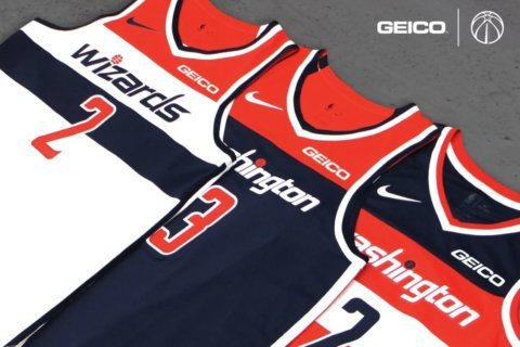 Geico gets 'patch' sponsorship with Wizards, Mystics, Capital City Go-Go