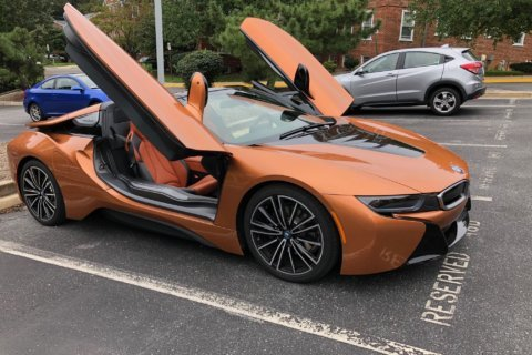 Car Review: Driving a plug-in Hybrid isn't boring with the exotic BMW i8 Roadster