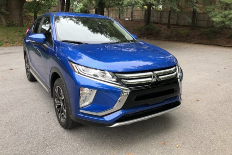 Car Review: An old name, but new look for Mitsubishi Eclipse Cross