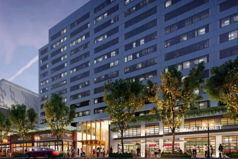 Amazon is a 'game-changer' for Crystal City (and good for JBG Smith, too)