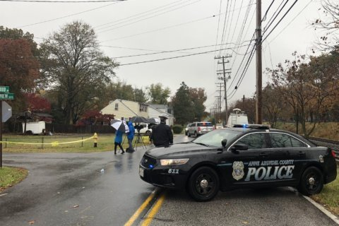 Police serving protective order shoot, kill man in Anne Arundel Co.