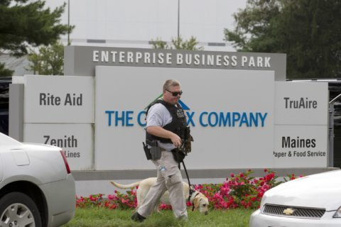 Girlfriend: Shooter prone to violence before deadly Md. warehouse rampage