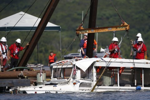 Missouri tour boat captain indicted after sinking kills 17