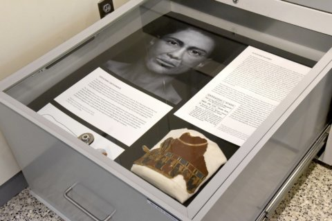Md. exhibit offers portraits of mummified ancient Egyptians