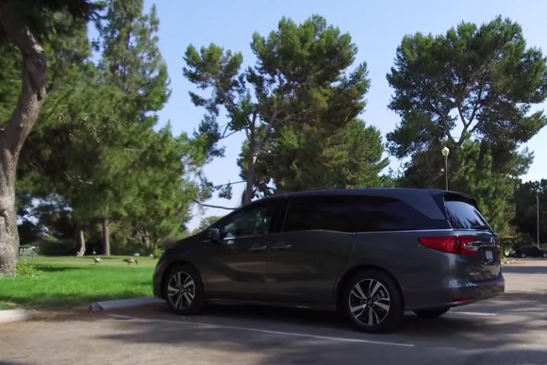 Recalls Honda Com >> Honda Recalls Minivans Because Doors Can Open Unexpectedly Wtop