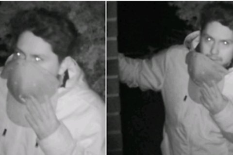 Police search for peeping Tom targeting College Park house