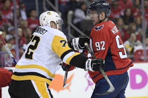 Preview: Caps take on the Penguins in game 70