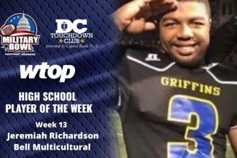 Jeremiah Richardson steers Bell to title to earn Player of the Week