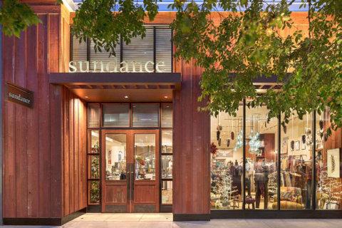 Robert Redford's Sundance opens Mosaic District store