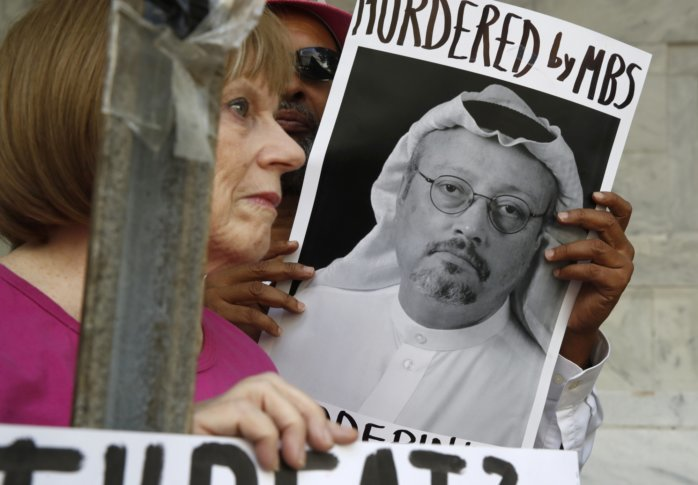 Khashoggi Way? Street in front of Saudi embassy in DC could be ...