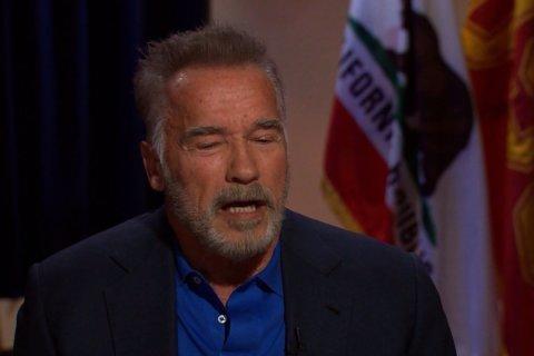 Schwarzenegger says American politics 'sucks,' and lack of progress is 'embarrassing'