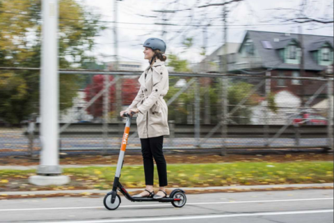 Birds, Limes on Fairfax streets? Leaders consider dockless scooter future in Fairfax Co.