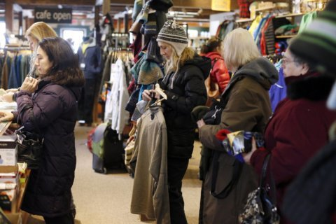 Small businesses band together for Small Business Saturday