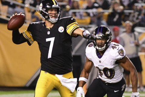 Steelers-Ravens II: Different month, same pressure to win