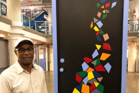 DC's painted doors depict growing demand for more affordable housing