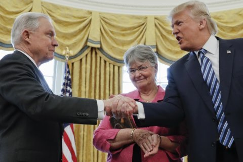 Jeff Sessions pushed out after a year of attacks from Trump