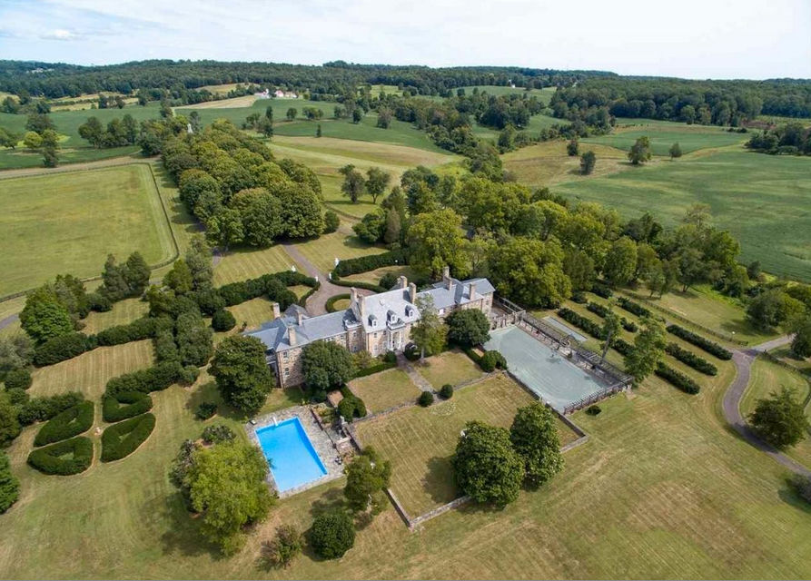 Virginia's most expensive listing is 7500 Ironwood Lane at $29.95 million. (Courtesy Trulia/Bright MLS)