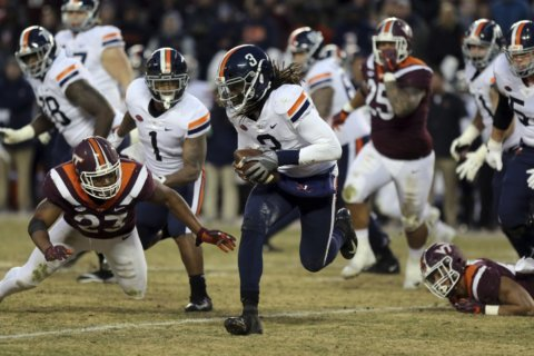 UVA, Virginia Tech football preview: No more chasm in the Commonwealth