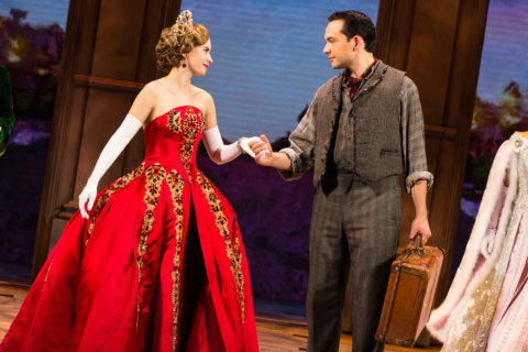 Q&A: 'Anastasia' spins Russian myth into Broadway gold at Kennedy Center