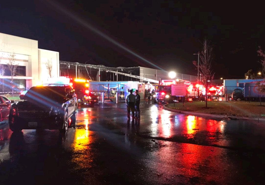 NWS: Tornado confirmed in Baltimore, killing 2 | WTOP