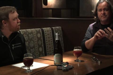 Beer of the Week: The Bruery Mash & Spumoni Bourbon Barrel-Aged Barleywine