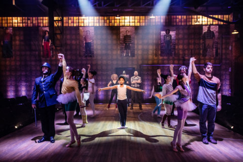 Q&A: 'Billy Elliot' tap dances into Signature with dual child stars